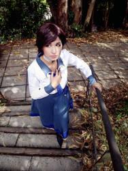 [Bioshock Inifinite] Elizabeth by Lady-aka-Mikuru
