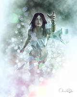 Aliceandra by chrisryder123