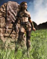 The Warrior 2 by chrisryder123