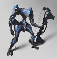 Archer bot by Shad3R