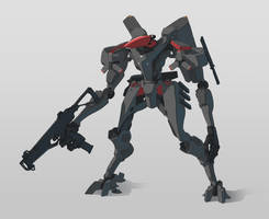 Mech by Shad3R