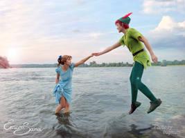 Help me Peter! - Peter Pan Cosplay by Azure-Hawker