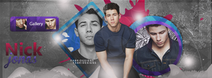 +Nick Jonas by RightThereOnLigh