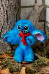 100% handmade Stitch by JulyGass