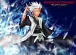 Hitsugaya Toushiro_ Blue Ice by renealexa
