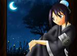 Momo Hinamori_ Midnight by renealexa
