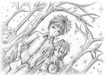 IchiRuki_Autumn Memories by renealexa