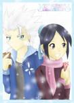 HitsuHina_Snow Melody by renealexa