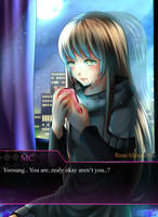 Mystic Messenger - MC by renealexa
