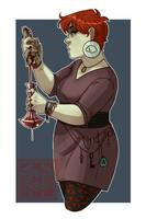 Witchsona Week by MissThunderkin