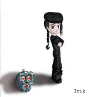 Kai by Irik77