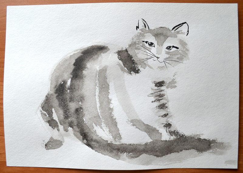 Cat 009 by Irik77