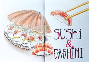 SushiSashimi by Irik77