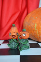 Pumpkins 002 by Irik77