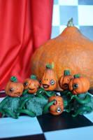 Pumpkins 001 by Irik77