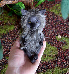 Blackhaired fox 005 by Irik77