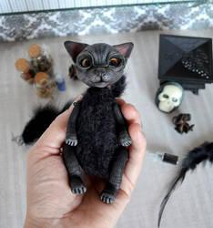 Harry Potter cat 004 by Irik77