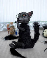 Harry Potter cat 003 by Irik77