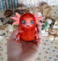 Axolotl 004 by Irik77