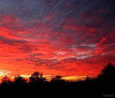 Fire in the Sky by TaGiRoCkS