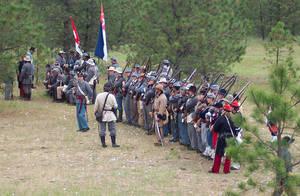 Line of Battle by mackilvane