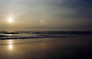 Golden Shore by mackilvane