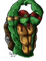 Raphael 6-8-16 by Nei-Ning