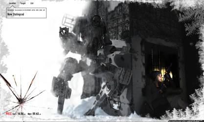 Stalingrad revisited by kaario