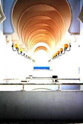 Corridor to Heaven by yogadeagar