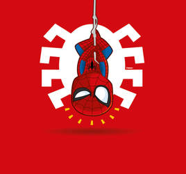 Spiderman marvel Comic by kalhaaan