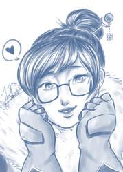 A-Mei-Zing! by SilentKnightXIII