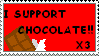I_SUPPORT_CHOCOLATE_X3 by SakuraYabuki