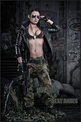 Hot Guns n' Sexy Babes by MagistusFoto