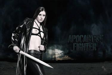 Apocalypse Fighter by MagistusFoto