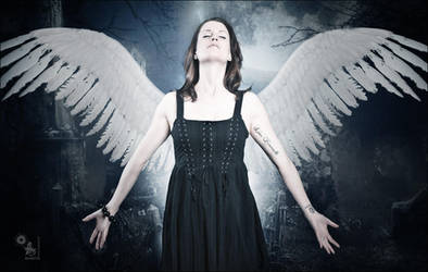 Fallen Angel by MagistusFoto