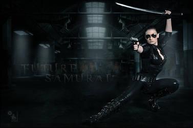 Future Samurai by MagistusFoto