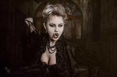 Hunting Vampire by MagistusFoto