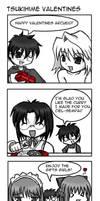 Tsukihime Valentines 2006 by XypherZX