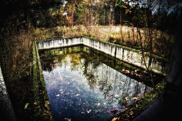 Urbex Villa Pool by Bestarns