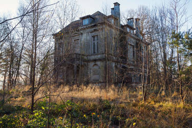 Haunted House 01 by Bestarns