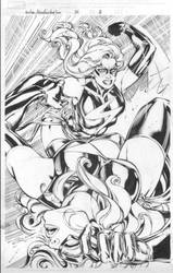 Miss Marvel Issue 26 pg 11 by Mariah-Benes