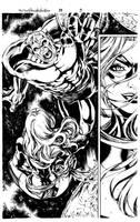 Miss Marvel 28 Pg 09 Inks by Mariah-Benes