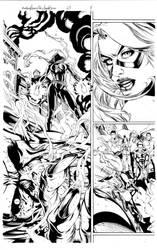 Miss Marvel 29 Pg 08 Inks by Mariah-Benes