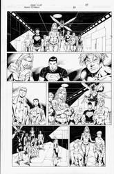 Teen Titans 83 pg 05 Inks by Mariah-Benes
