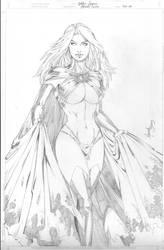 Goblin Queen by Mariah-Benes