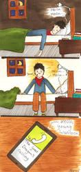 Modern Day Merlin by MagicalMerlinGirl