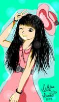 Transferred and Colored by Daiana-Daiamondo