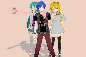 Friends (Original) by Daiana-Daiamondo