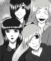 Best Friends by Daiana-Daiamondo