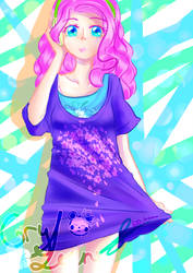 Flower pajamas by sonic3002forever